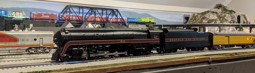 Matt5lot10 Trains